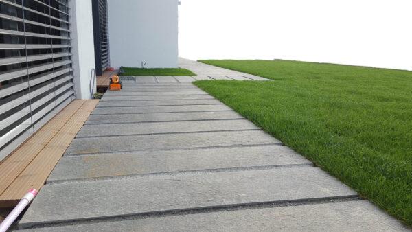 Pasi de pisica (pasi japonezi, pasi de gradina) din andezit